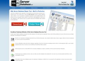 recovery-of.sqlserverdatabase.com