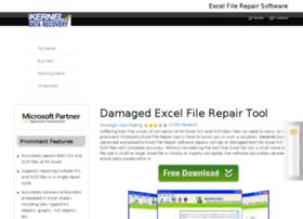 recovery.excelrepair.org