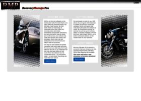 recoverymanagerpro.com