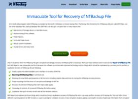 recoveryof.ntbackupfile.net