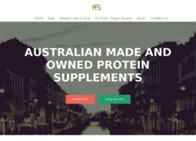 recoveryproteinsupplements.com.au