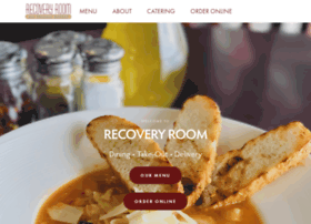 recoveryroomrestaurant.com