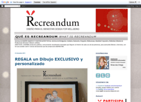 recreandum.blogspot.com.es