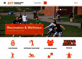 recreation.rit.edu