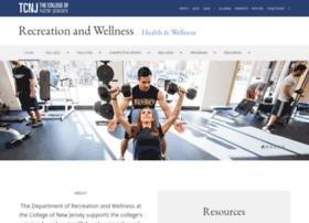 recreation.tcnj.edu