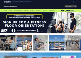 recreation.uconn.edu