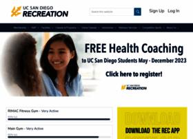 recreation.ucsd.edu