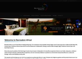 recreationafrica.co.za