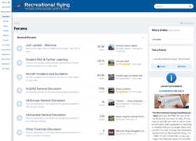 recreationalflying.com