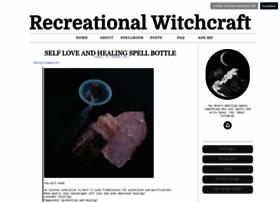 recreationalwitchcraft.tumblr.com