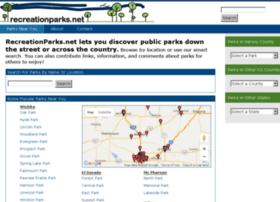 recreationparks.net