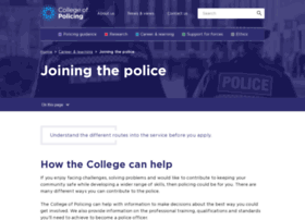recruit.college.police.uk