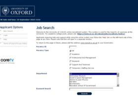 recruit.ox.ac.uk