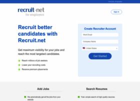 recruiter.recruit.net
