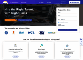 recruiter.shine.com