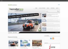 recruitereco.com