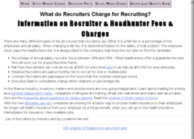 recruiterfee.com