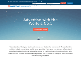 recruiters.aviationjobsearch.com