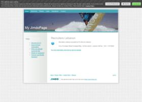recruiterslebanon.jimdo.com