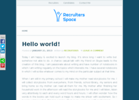 recruitersspace.com