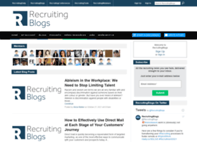 recruitingblogs.ning.com