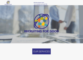 recruitingforgood.com