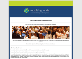 recruitingtrendsconference.com