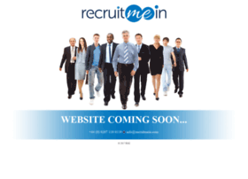 recruitmein.com