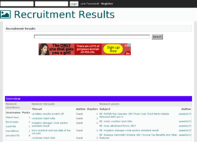 recruitment-results.com