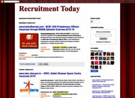 recruitment-today.blogspot.in