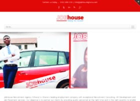 recruitment.jobhouseghana.com