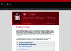 recruitment.rutgers.edu