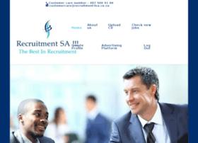 recruitment4sa.co.za