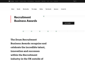 recruitmentbusinessawards.com