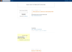 recruitmentdesk.blogspot.com