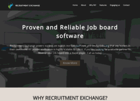 recruitmentexchange.com