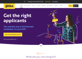 recruitmentgenius.com