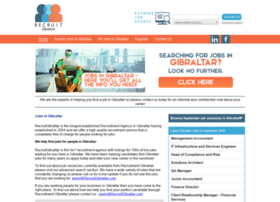 recruitmentgibraltar.com