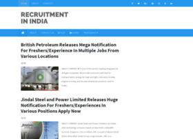 recruitmentininindia.blogspot.in