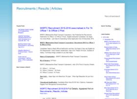 recruitmentresult.blogspot.com