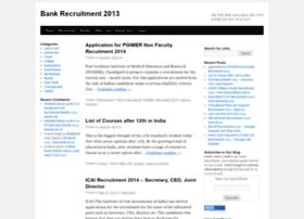 recruitmentresults.in