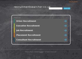 recruitmentsearcher.co.uk