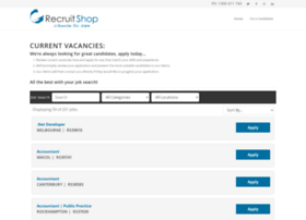 recruitshop.applynow.net.au