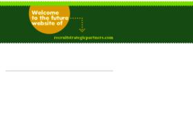 recruitstrategicpartners.com
