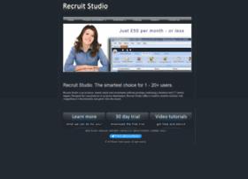 recruitstudio.co.uk