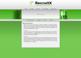 recruitx.net