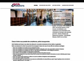recrutement-activsolutions.lu