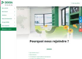 recrutement-dekra.fr