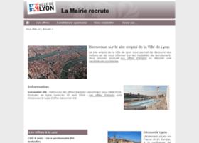 recrutement-mairie.lyon.fr