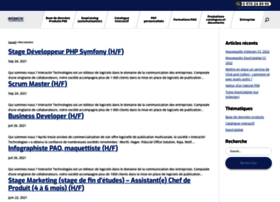 recrutement.interactiv-doc.fr
